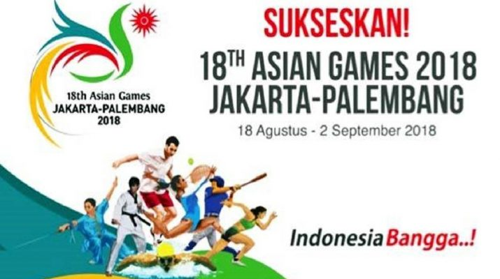 jadwal pertandingan asian games 2018