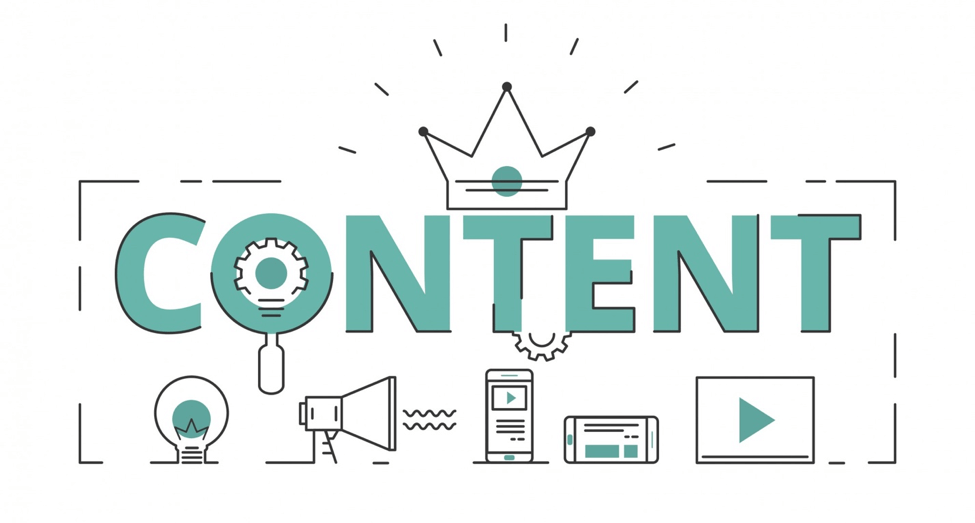 Content Marketing is king Digital Marketing Strategist BOLO SOLUTIONS