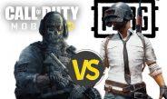 Call of Duty Mobile vs PUBG Mobile, Mana yang Lebih Seru?