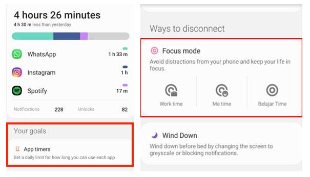 Cara Menggunakan Fitur Focus Mode Di Android 10